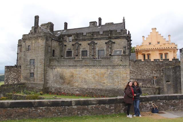 "<p style=""text-align:center;"">Stirling Castle</p>"